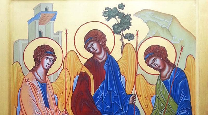 La S.S. Trinità di Rublev