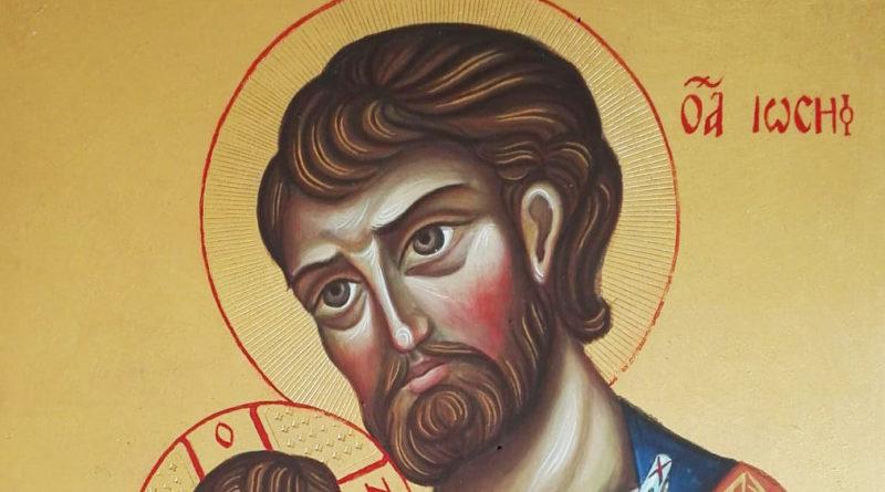 San Giuseppe – patrono dei lavoratori